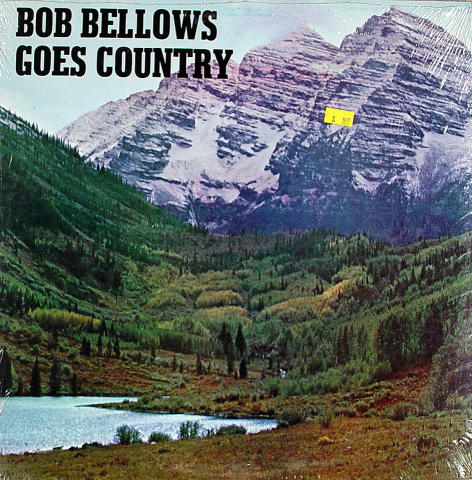 "Bob Bellows Vinyl 12"""