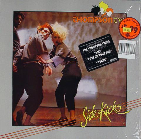 """The Thompson Twins Vinyl 12"""" (Used)"""