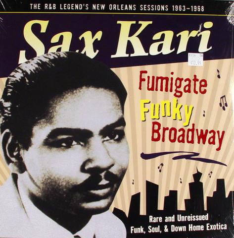 """Sax Kari Vinyl 12"""""""