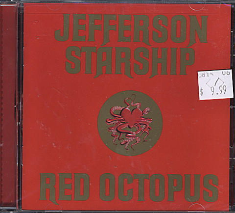 Jefferson Starship CD