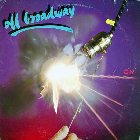 """Off Broadway Vinyl 12"""""""