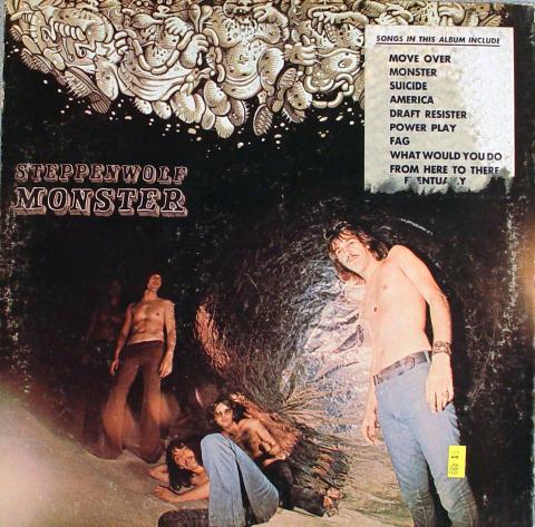 """Steppenwolf Vinyl 12"""""""