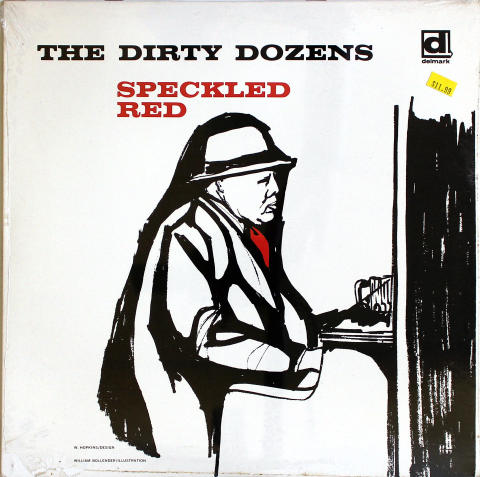 "The Dirty Dozen Vinyl 12"""