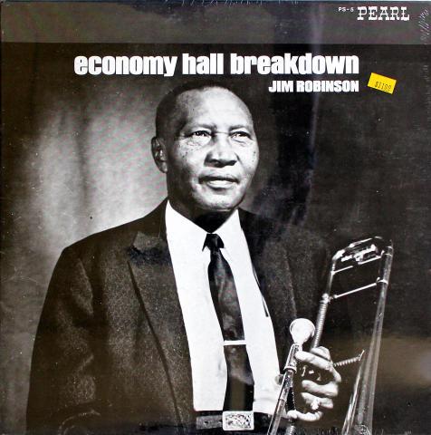 """Jim Robinson Vinyl 12"""""""