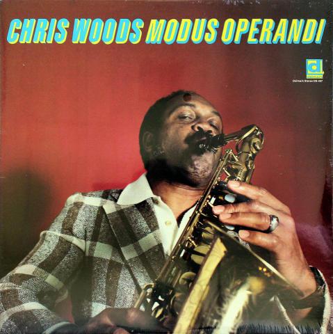 "Chris Woods Vinyl 12"""