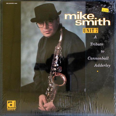 """Mike Smith Vinyl 12"""""""
