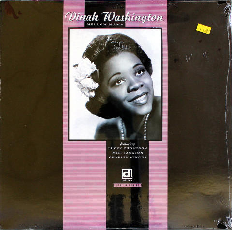 Dinah Washington Vinyl 12""