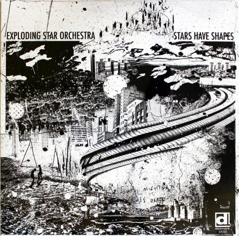 """Exploding Star Orchestra Vinyl 12"""""""