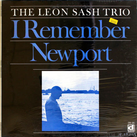 "The Leon Sash Trio Vinyl 12"""