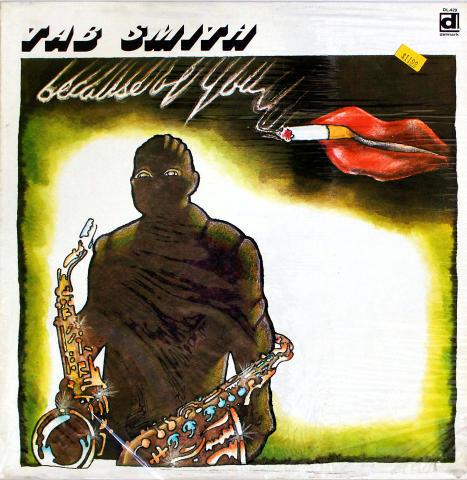 "Tab Smith Vinyl 12"""