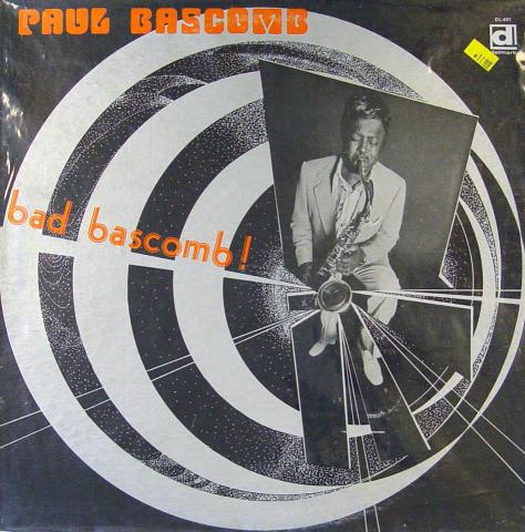 """Paul Bascomb Vinyl 12"""""""