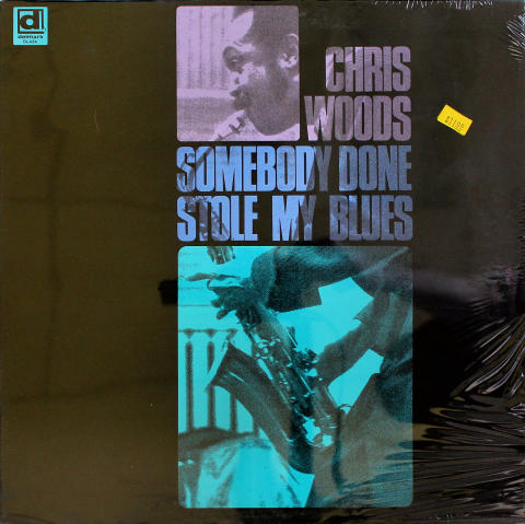Chris Woods Vinyl 12""