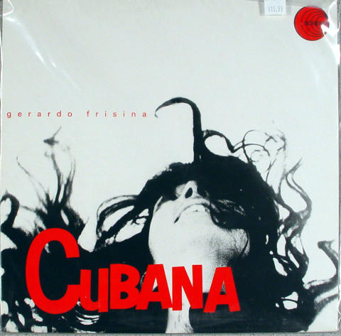 "Gerardo Frisina Vinyl 12"""