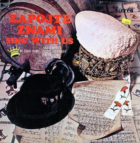 """Eddie Kenik Vinyl 12"""""""