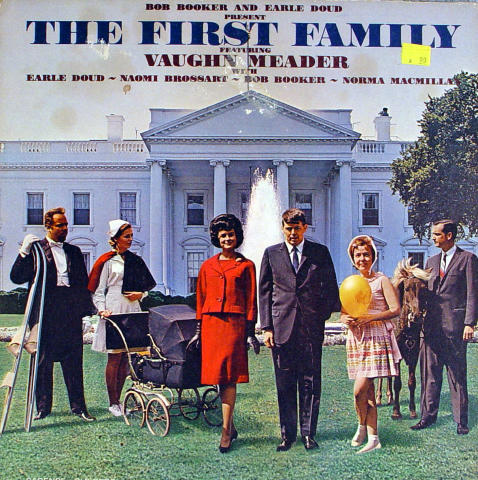 """The First Family Vinyl 12"""""""