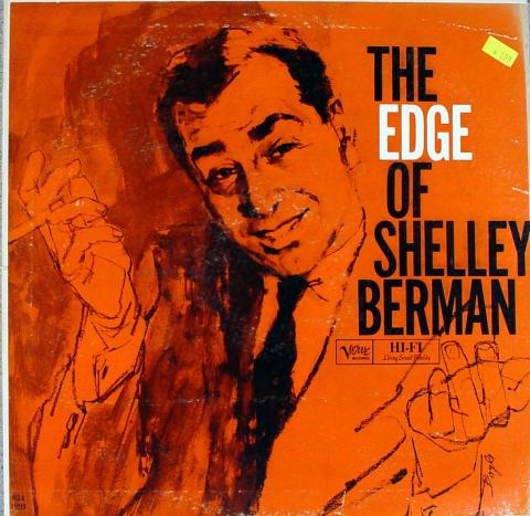 "Shelly Berman Vinyl 12"""