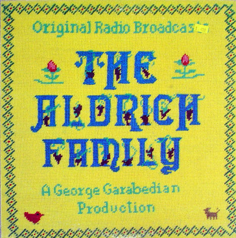 "The Aldrich Family Vinyl 12"""