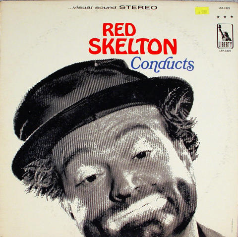 """Red Skelton Vinyl 12"""""""