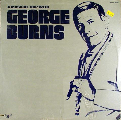 "George Burns Vinyl 12"""