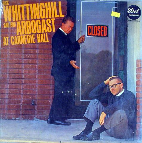 "Dick Whittinghill And Bob Arbogast Vinyl 12"""