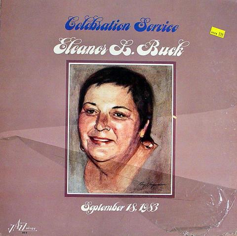 """Eleanor L. Buck Vinyl 12"""""""