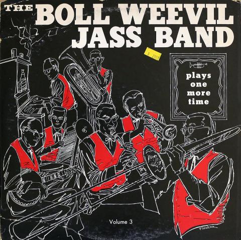 "Boll Weevil Jass Band Vinyl 12"""