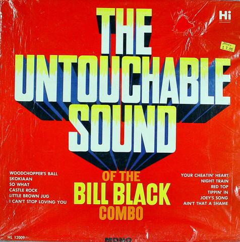 """Bill Black Combo Vinyl 12"""""""
