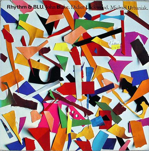 "Rhythm & Blu Vinyl 12"""