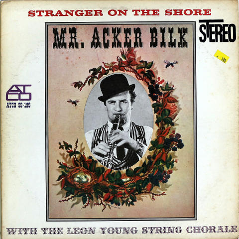 Mr. Acker Bilk Vinyl 12""