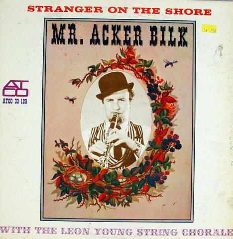 """Mr. Acker Bilk Vinyl 12"""""""