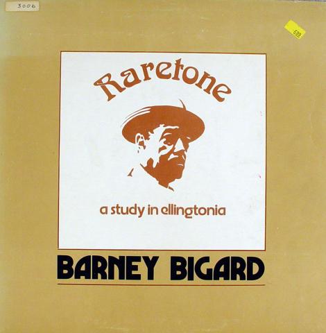 "Barney Bigard Vinyl 12"""