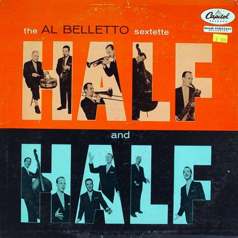 """The Al Belletto Sextette Vinyl 12"""""""