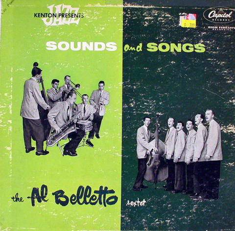 The Al Belletto Sextette Vinyl 12""