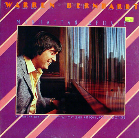"""Warren Bernhardt Vinyl 12"""""""