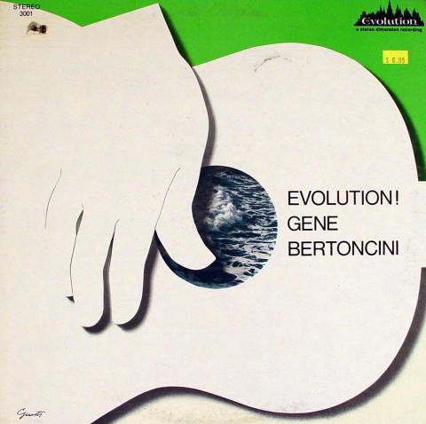 """Gene Bertoncini Vinyl 12"""""""