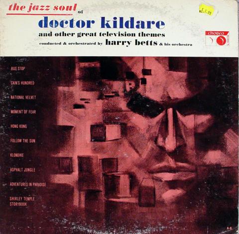"Harry Betts & His Orchestra Vinyl 12"""