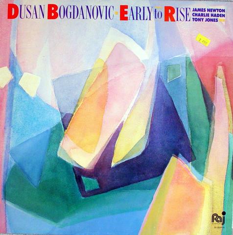 """Dusan Bogdanovic Vinyl 12"""""""