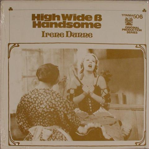 """Irene Dunne Vinyl 12"""""""