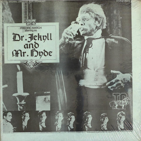 """Dr. Jekyll And Mr. Hyde Vinyl 12"""""""