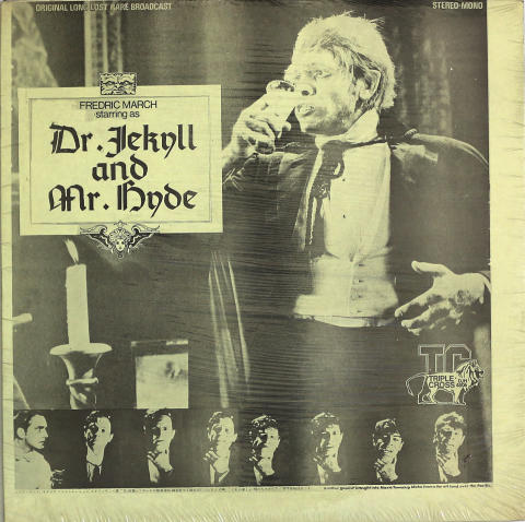 Dr. Jekyll And Mr. Hyde Vinyl 12""
