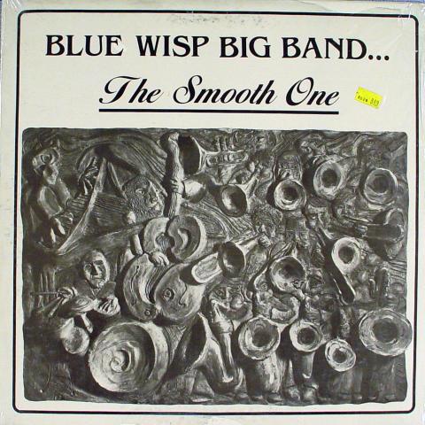 "Blue Wisp Big Band Vinyl 12"""