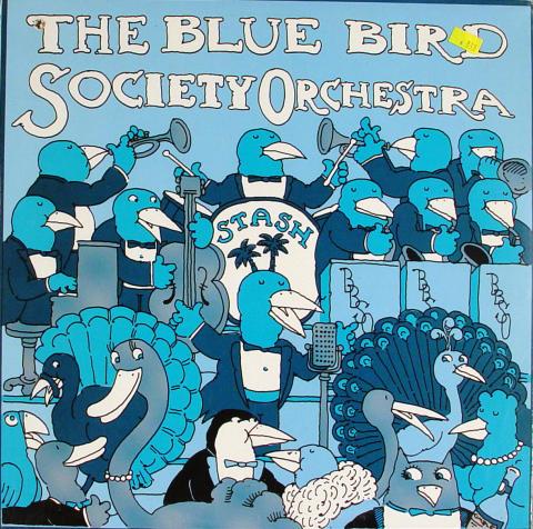 "The Blue Bird Society Orchestra Vinyl 12"""