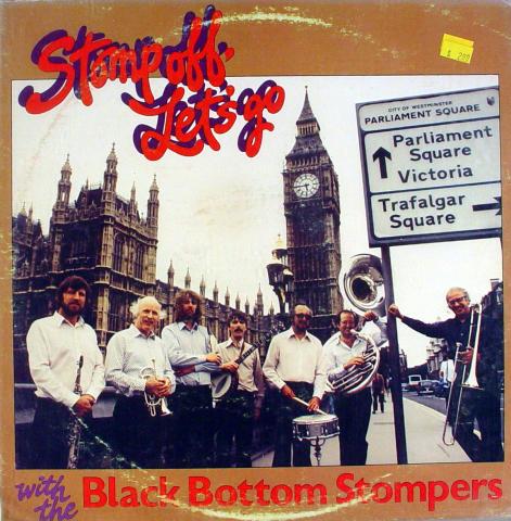"""The Black Bottom Stompers Vinyl 12"""""""