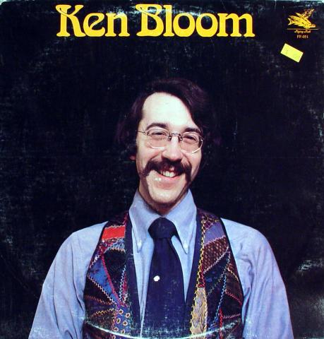 """Ken Bloom Vinyl 12"""""""