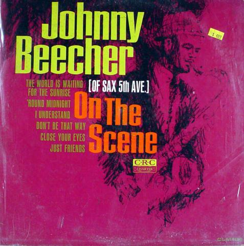 """Johnny Beecher Vinyl 12"""""""