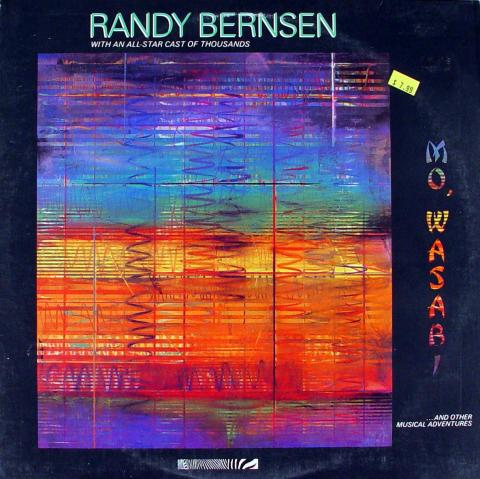 """Randy Bernsen Vinyl 12"""""""