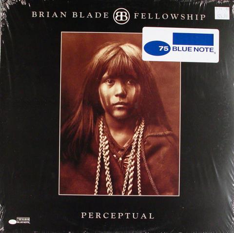 "Brian Blade Vinyl 12"""