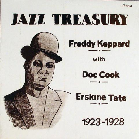 """Freddy Keppard Vinyl 12"""""""