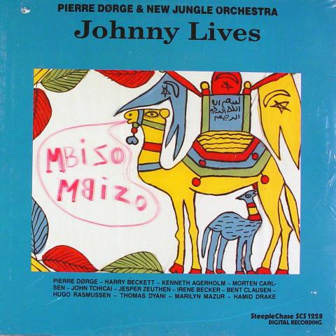 """Pierre Dorge & New Jungle Orchestra Vinyl 12"""""""