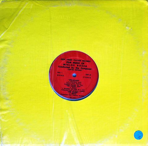 "Miklos Rozsa Vinyl 12"""